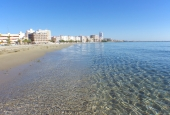 ​Beaches of Santa Pola