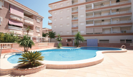 Ground Floor - Holiday Rent - Santa Pola - Gran Playa