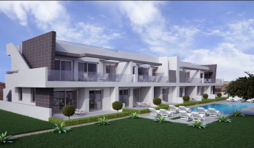 Townhouse - New build - Santa Pola - Gran Alacant