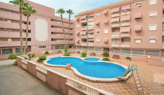 Apartment - Holiday Rent - Santa Pola - Tamarit